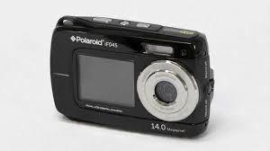 amazon com polaroid 14 mp waterproof digital camera w 2 7