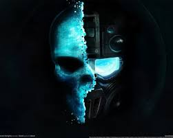 skeleton ghost mask original quality call of duty 9 balaclava face mask full face mask