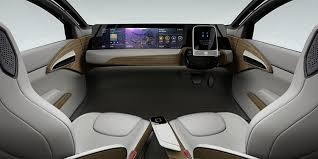 luxury minivan interior ids concept experience nissan nissan