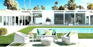 luxury palm springs outdoor furniture or outdoor furniture palm