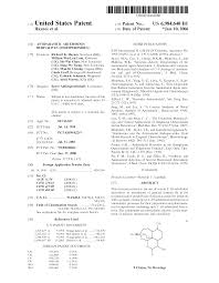 patent us6984640 antiparasitic artemisinin derivatives