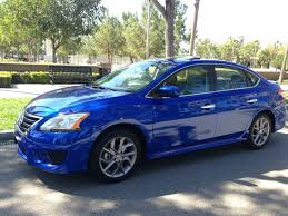 blue nissan sentra 2014 2013 nissan sentra sr why this ride