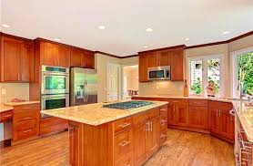 Tucson Kitchen Cabinets Bathroom Picturesque American Cherry Double Shaker Pius Kitchen