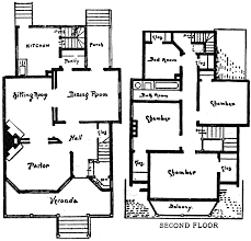 Victorian Mansion Floor Plans House Floor Plan Clipart House Plans