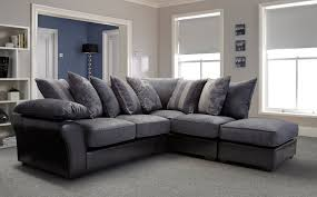 2 Piece Suite Sofa Ideas Interesting Britania Corner Couch With Elegant Pattern For