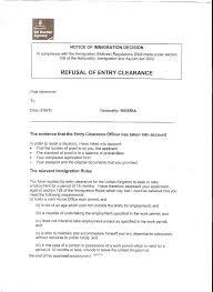 Letter Visa Application Exle Cover Letter Format Gallery Letter Sles Format