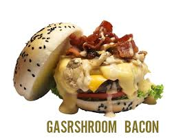 bb garshroom bacon burger backyard burgers
