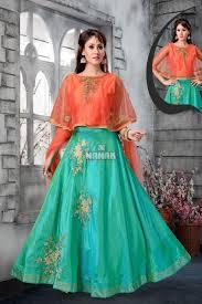 color designer attractive sky color designer dress for women