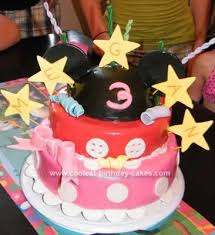 coolest mickey mouse minnie mouse birthday cake