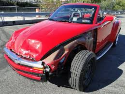 totaled for sale repairable salvage for sale chevy ssr forum
