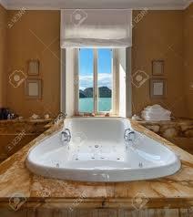 bathroom jacuzzi interior design