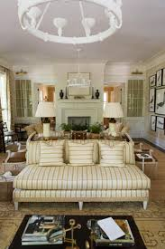 Striped Sofas Living Room Furniture by Idea House Living Room By Mark D Sikes Southern Living
