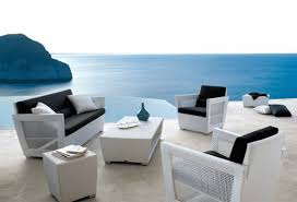 furniture black cushions sofa design ideas with modern outdoor