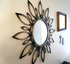 mirror frame decorating ideas fantastic nice circle mirror wall decor diy mirror wall decor