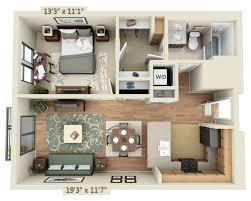 floor plans and pricing for delancey at shirlington village 1 bedroom tower a1h