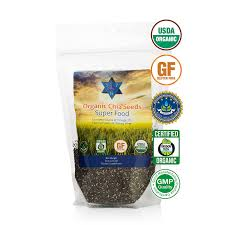 organic chia seeds non gmo and raw chia seeds 226 g more info