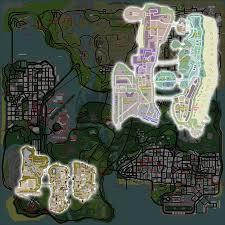 map size comparison gta map size comparison gamers hangout neowin