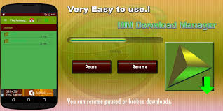 Resume Broken Downloads Idm Download Manager Android Apps On Google Play