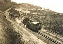 treno cremagliera ferrovia cecina volterra