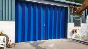 Industrial Overhead Door by Folding Shutter Doors Sliding Folding Doors