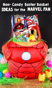 easter baskets for boys non candy easter basket ideas for your fan scattered