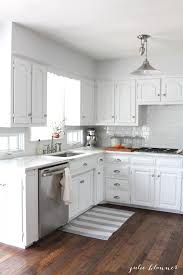 small kitchens with white cabinets the most of a small kitchen