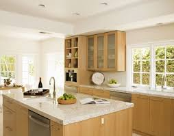 Light Birch Kitchen Cabinets Kitchen Beautiful Maple Kitchen Cabinets Light Wood With