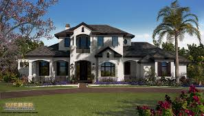burgundy manor house plan weber design group naples fl
