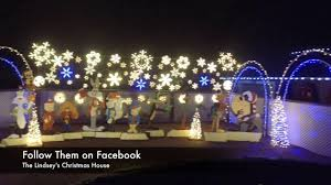 houses of light facebook the lindsey s christmas house of lights youtube