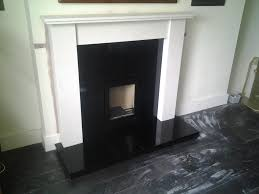 devon stone fireplace tr5c inset stove lawlor fireplaces dublin