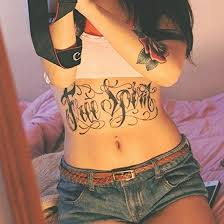 the 25 best stomach tattoos for girls ideas on pinterest