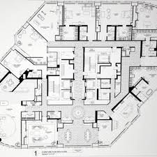 trump penthouse new york let s have a look at the floorplan for that trump penthouse curbed
