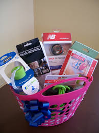 fitness gift basket gift baskets through green