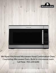 kitchenaid microwave hood fan all kitchen aid appliances repair techs in northern va maryland d c