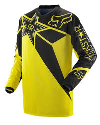 fox motocross jerseys 38 95 fox racing mens hc rockstar jersey 2014 194948