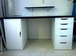 table de bureau en bois bureau en bois design awesome modele de decoration salon console