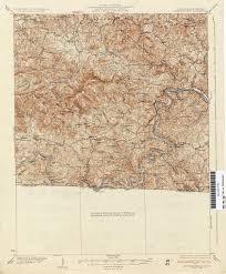 map of virginia and carolina virginia historical topographic maps perry castañeda map