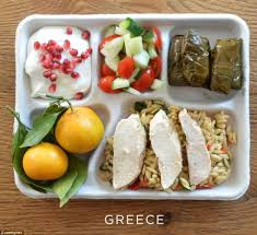 thanksgiving in different countries photos of lunches served around the world reveal how meager