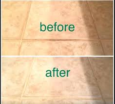 Cleaning Grout With Hydrogen Peroxide Clean Grout With Baking Soda And Hydrogen Peroxide Four Dollar
