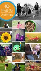 10 must do outdoor autumn activities for kids