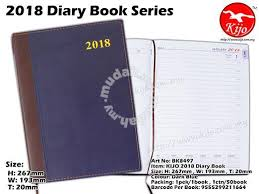 2018 diary book xl music movies books magazines for sale in