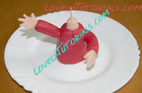 otter cake topper noddy cake topper tutorial how to make