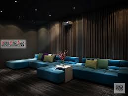Ideas For Interior Decoration Of Home Creative Home Theater Interior Design Decoration Ideas Designing