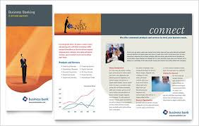 free brochure templates for publisher free brochure template word