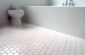 flooring bathroom floor tile grout hex patterns country ideas