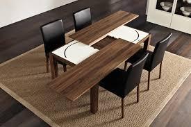 Table Ronde Blanche Avec Rallonge Pied Central by Table De Salle A Manger Design Avec Rallonge Table Salle A Manger