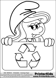 100 ideas printable coloring pages recycling on emergingartspdx com