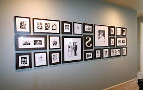 picture frame wall decor ideas family picture frames on wall