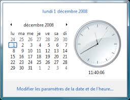 afficher l heure sur le bureau afficher l horloge sur le bureau 28 images installer horloge