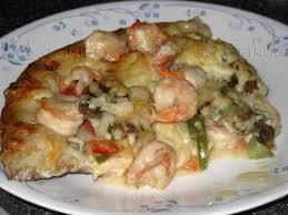 cuisine à la bière la cuisine en fête de sakya pizza aux crevettes et aux légumes